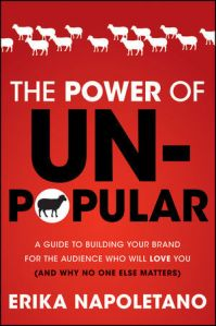 Power of Unpopular book