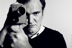 Quentin Tarantino. image credit: levonbiss.com